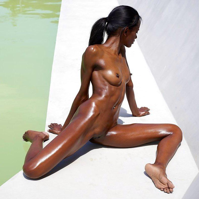 Nothing better than a birthday suit  – NUDE ART